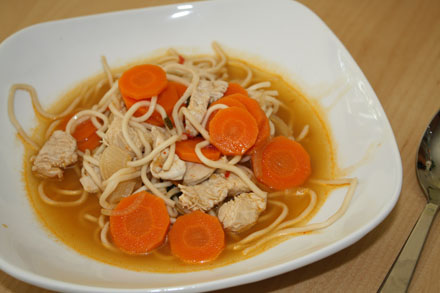 scharfe chinesische suppe vicky 39 s rezepte. Black Bedroom Furniture Sets. Home Design Ideas